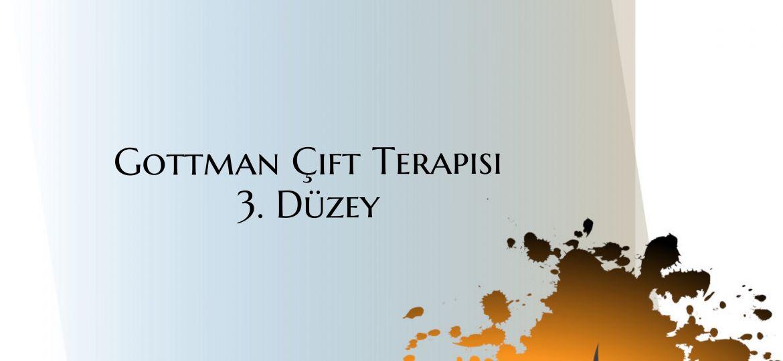 Gottman 3. Duzey