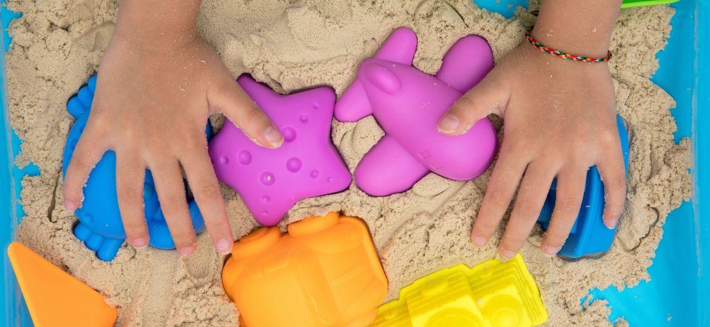 Kumdan Kaleler ve Çocuk Gelişimi